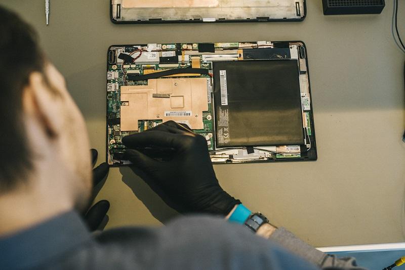 iPad reparatie Amsterdam