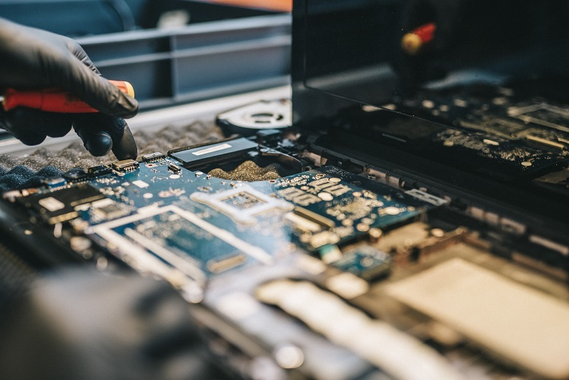 Laptop reparatie Leiden