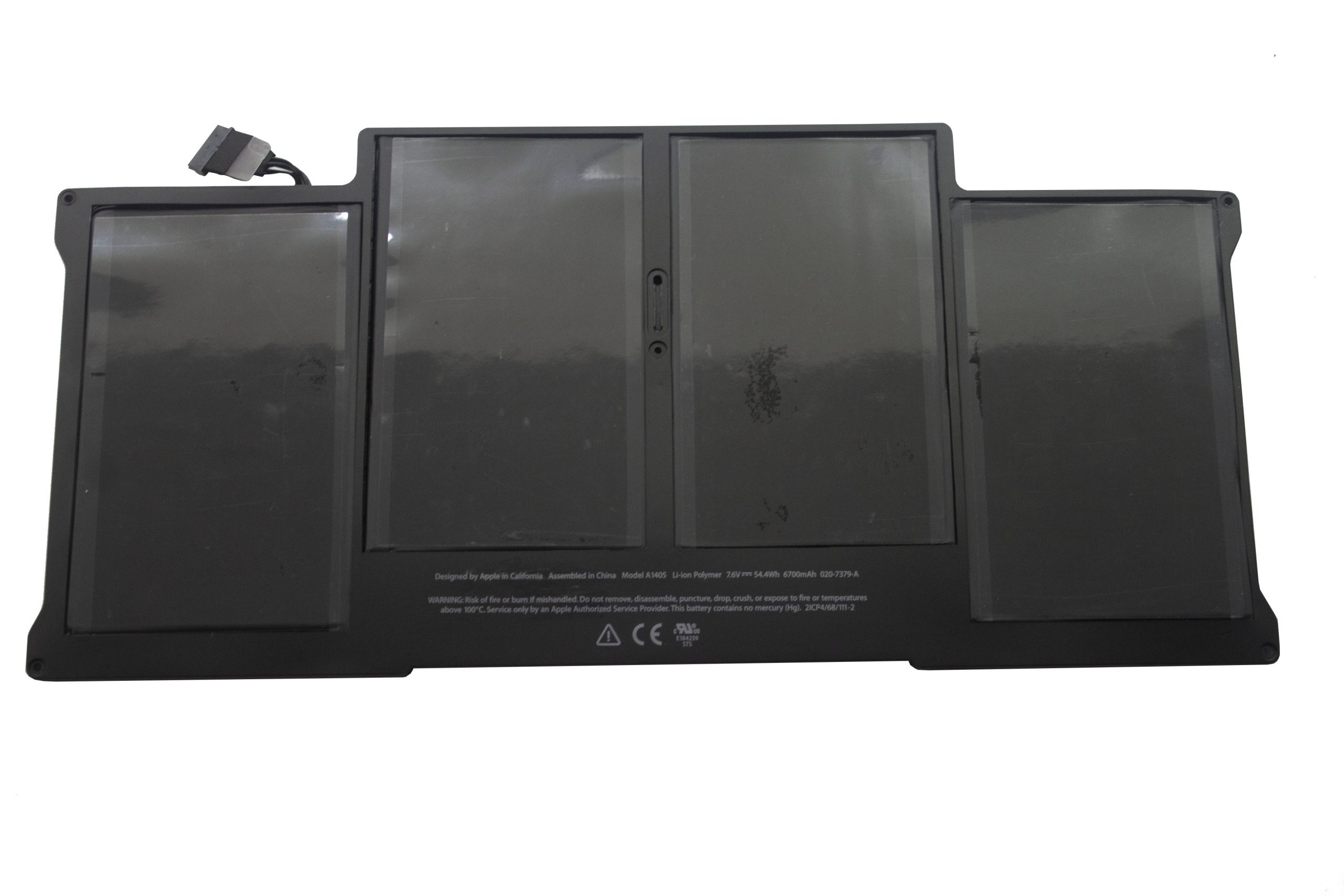 Accu voor MacBook Air A1466 (2011 - 2012) en A1369