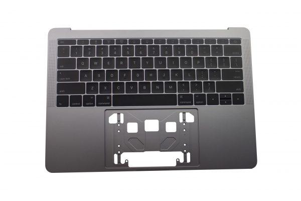 Topcase inclusief toetsenbord voor MacBook Pro A1708 (Space Grey)